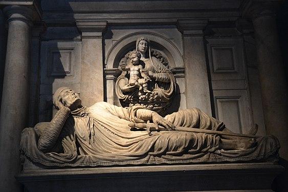 Tomba di Giovanni del Conte in san Lorenzo alle colonne.jpg