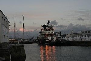 Tonnerres de Brest 2012 - 120711 Gulden Leeuw, Abeille Bourbon.jpg