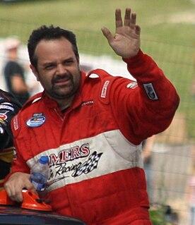 Tony Ave American racing driver