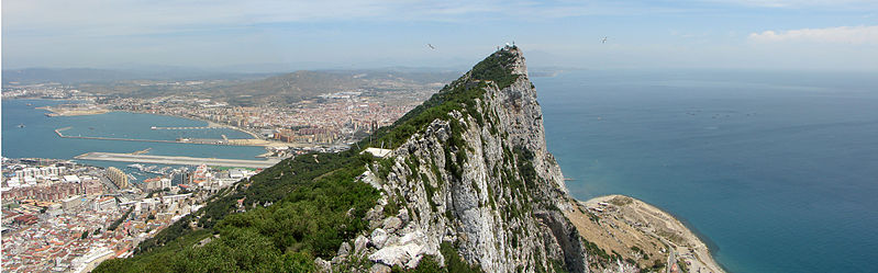 File:Top of the Rock of Gibraltar.jpg