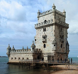 Belém Tower fortified tower located in the civil parish of Santa Maria de Belém in the municipality of Lisbon, Portugal