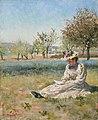 Torsten Wasastjerna - Woman in the Garden, 1893.jpg