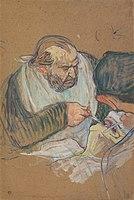 Toulouse-Lautrec - Dr. Péan Operating, c. 1891–92.jpg