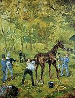 Toulouse-Lautrec - Souvenir d'Auteuil, 1881.jpg
