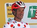 Tour de France 2015 - Étape 8 - Rennes 28 - Daniel Teklehaimanot (cropped).JPG