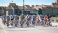 Tour de Romandie 2010 - Fribourg - Peloton.jpg