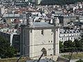 Tour du village château de Vincennes vue du donjon.JPG