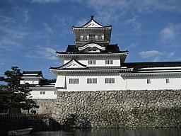 Toyama Castle - panoramio