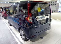 Toyota ROOMY CUSTOM G-T (DBA-M900A-AGBVJ) rear.jpg