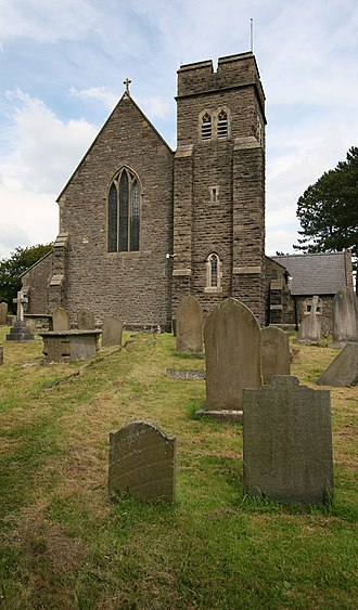 Trecynon - St Fagan's Church