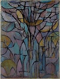 Trees, 1912, Mondrian.jpg
