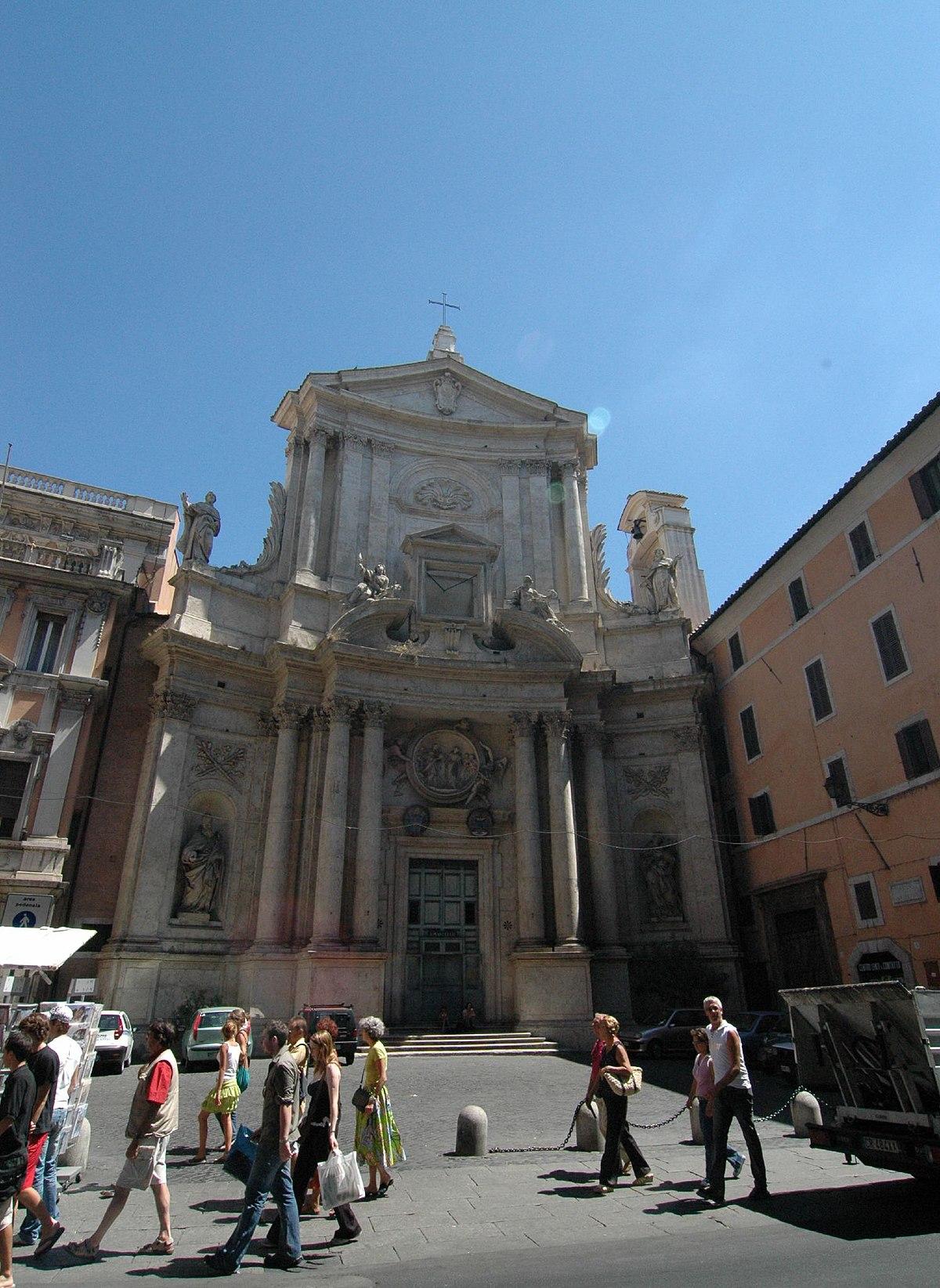 Chiesa di san marcello al corso wikipedia - Corso di design roma ...