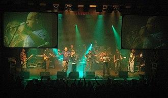 Tři sestry (Czech band) - Tři sestry in 2007