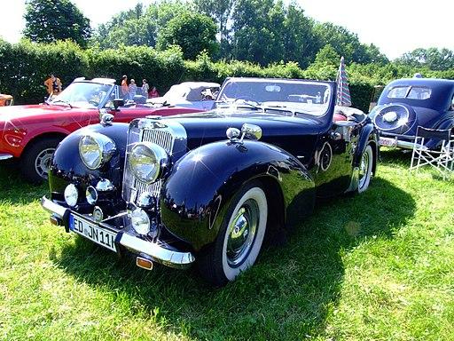 Triumph TR2000 1949
