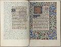 Trivulzio book of hours - KW SMC 1 - folios 098v (left) and 099r (right).jpg