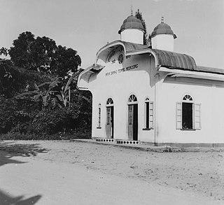 Meerzorg Resort in Commewijne District, Suriname