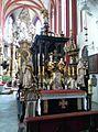 Trzebnica, bazylika pw. św. Jadwigi i św. Bartłomieja Apostoła, wnętrze - Aw58(MW).jpg