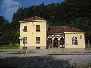 Trzisce-train station.jpg