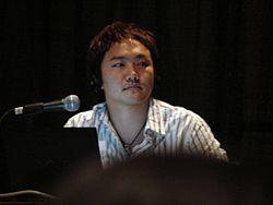 Tsutomu Kouno - GDC 2007.jpg