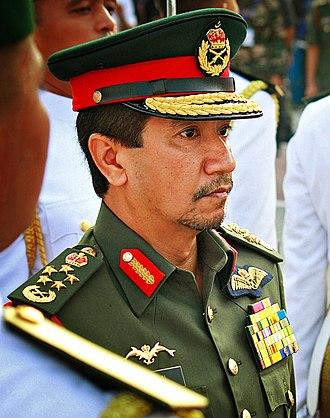 Mizan Zainal Abidin of Terengganu - Image: Tuanku Mizan 2011