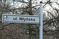 Tuczno street signs.JPG