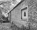 Tuinmuur met nis met gevelsteen - Sambeek - 20340899 - RCE.jpg