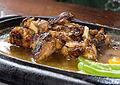 Tuna Steak, Bee's Steak and Shake, Sleman, Yogyakarta.jpg