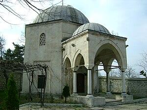 Otman Baba - The türbe of Otman Baba in Teketo, Bulgaria