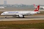 Turkish Airlines, TC-JRI, Airbus A321-231 (39244507164).jpg