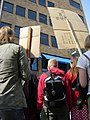Turun taideakatemian mielenosoitus 2007, kaupunginkanslia.jpg