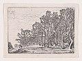 Two Plank Hedges, from Verscheyden Landtschapjes (Various Landscapes), Plate 6 MET DP871792.jpg