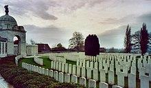 パッシェンデールの戦い - Wikipedia