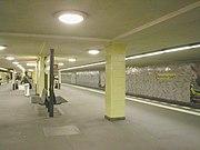 U-Bahn Berlin Nollendorfplatz