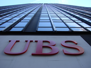UBS Investment Bank's offices at 299 Park Avenue