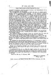 Dating UK patent nummer