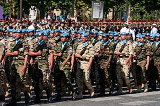 Multinational UN Battalion