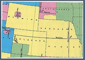 Cimarron meridian - WikiVisually
