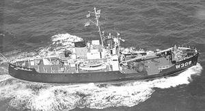 USCGC Papaw (WLB-308) - USCGC Papaw