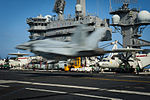 USS Carl Vinson supports maritime security operations, strike operations in Iraq and Syria 141127-N-HD510-178.jpg