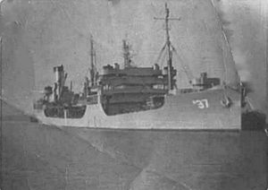 USS Merrimack AO-37