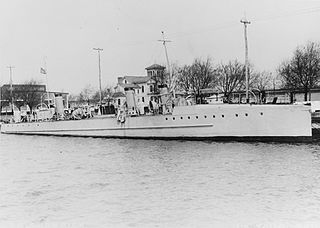 USS <i>Shubrick</i> (TB-31)