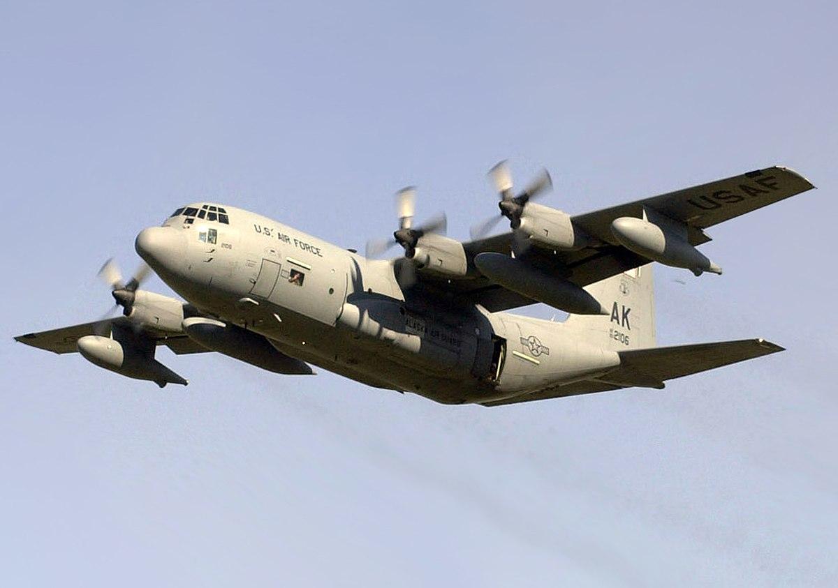 Lockheed Hc 130 Wikipedia