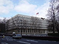 Embassy of the United States, London - Wikipedia