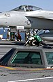 US Navy 021109-N-3896H-503 An F-A-18E makes final preparations for a catapult launch.jpg