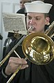 US Navy 050128-N-9851B-004 Musician 2nd Class Andrew Pacciarotti, from Philadelphia, Pa., assigned to the Seventh Fleet band, plays the trombone.jpg