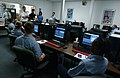 US Navy 050927-N-2383B-286 U.S. Sailors taking an Armed Services Vocational Aptitude Battery (ASVAB) preparation class receive a surprise visit from Chief of Naval Operations (CNO) Adm. Mike Mullen.jpg