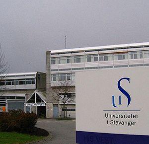University of Stavanger - University of Stavanger western entrance
