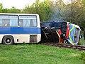 Ukraine - bus crashed with locomotive.jpg