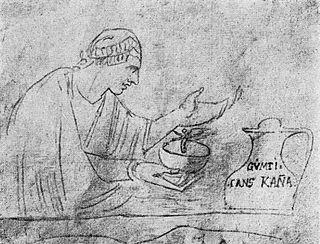 Ulrica Arfvidsson Swedish fortune-teller