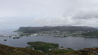 Ulstein Municipality in Møre og Romsdal, Norway